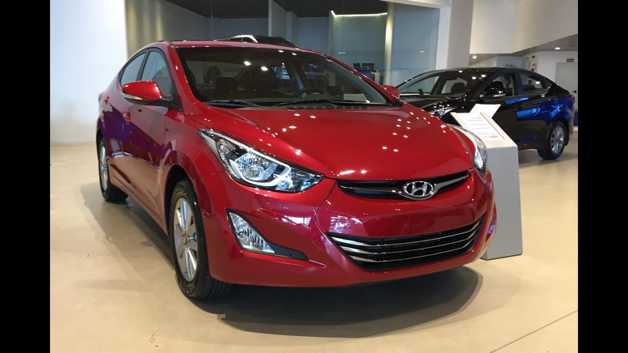 Hyundai Elantra ganha novas cores e versão com itens inéditos por R$ 79.990