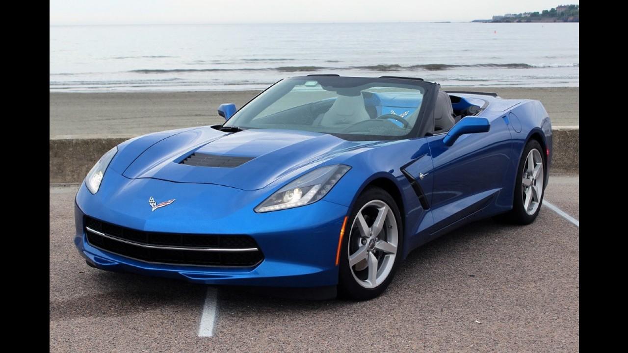 Motor de Corvette Z06 2015 é trocado após ter rodado apenas 1.450 km