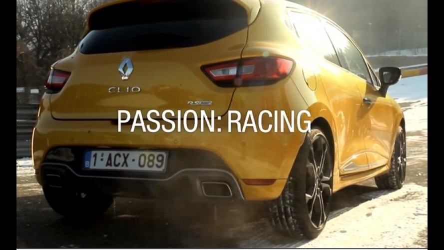 "Renault promove ""speed dating"" com Clio RS na Bélgica"