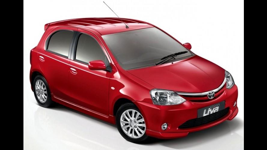 Toyota Etios receberá facelift na Índia este ano - Marca ouviu compradores e vai efetuar mudanças