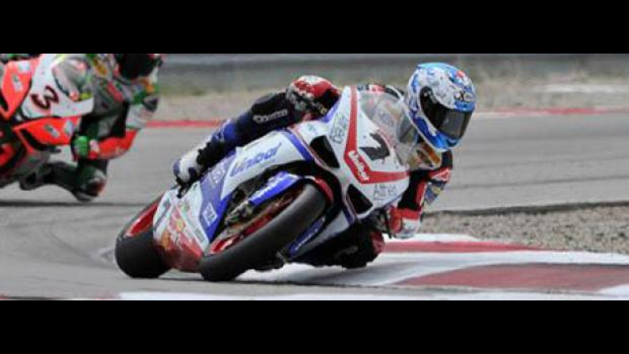 WSBK 2010, Nurburgring, Q2: Checa si conferma in pole