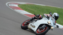 Ducati 899 Panigale - TEST