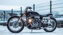 BMW R75/5 by Nico Mueller