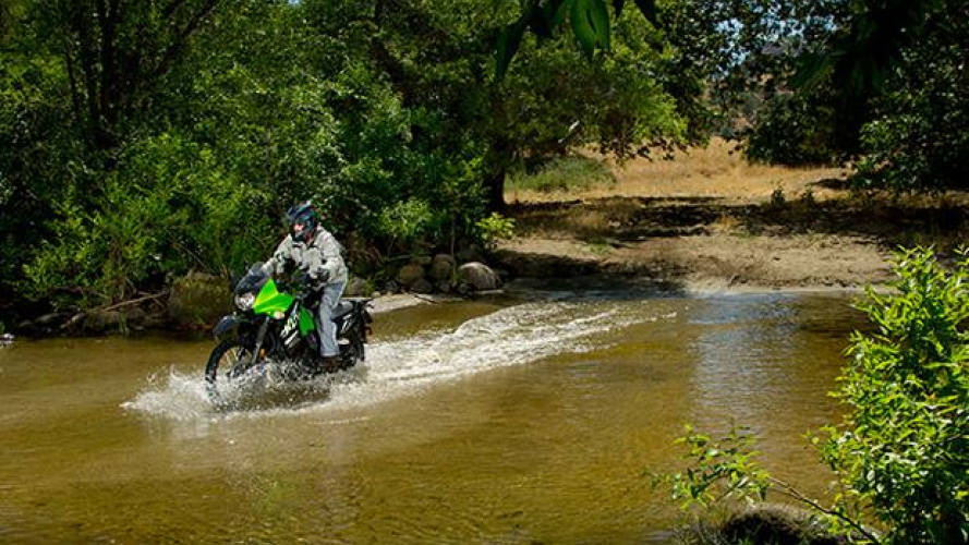 Kawasaki KLR 650 New Edition 2014