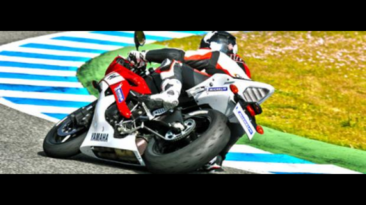 Michelin Power Cup - TEST
