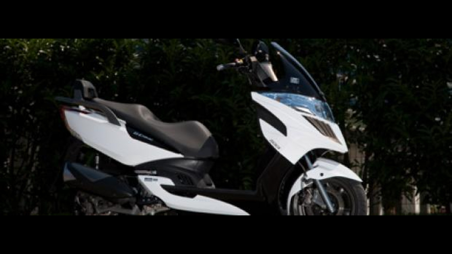 Kymco G-Dink 300i e G-Dink 125 disponibili in concessionaria