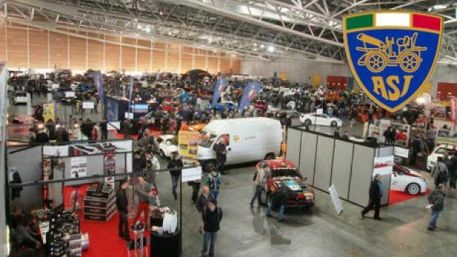 31° Automotoretrò: 44.000 visitatori e 700 espositori