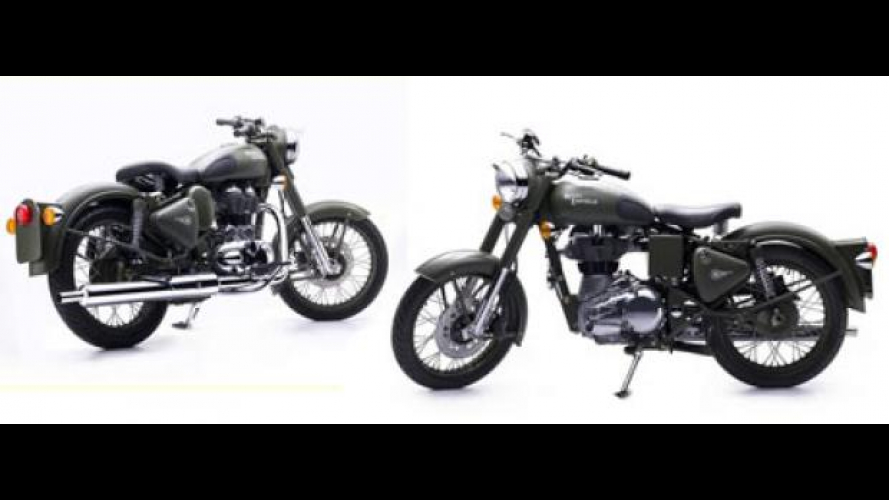 Royal Enfield Bullet Classic EFI Army