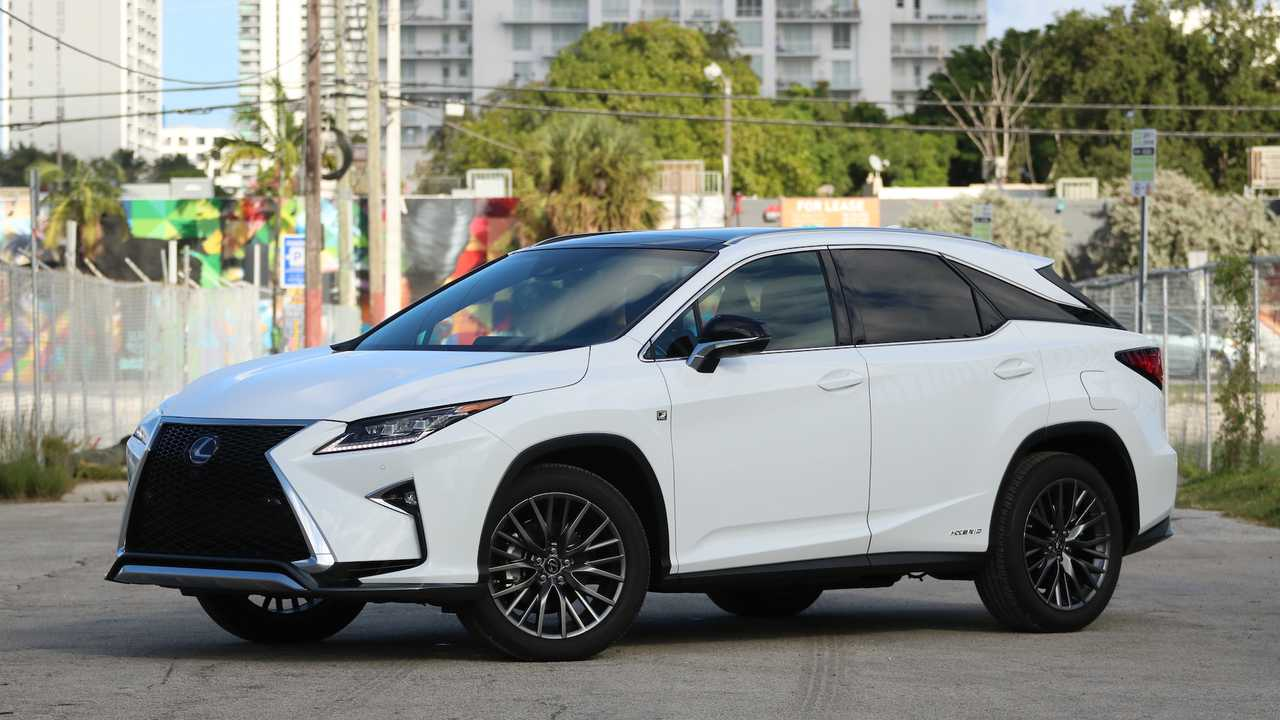 2018 Lexus RX 450h Review: The Original Luxury Crossover SUV