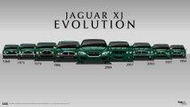 jaguar xj storia splendida 50enne