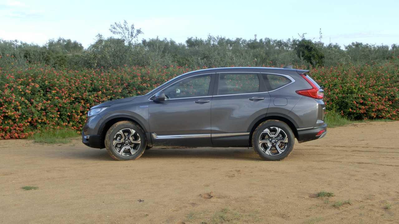 Primera prueba Honda CR-V Hybrid 2019