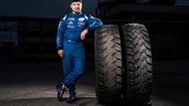 Mad Mike and KAMAZ Master drifting race in Saint Petersburg Kirov Factory