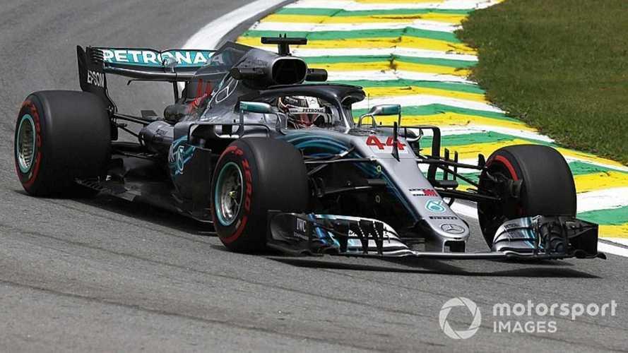 Fórmula 1: Hamilton marca a pole no GP do Brasil - Veja o grid de largada