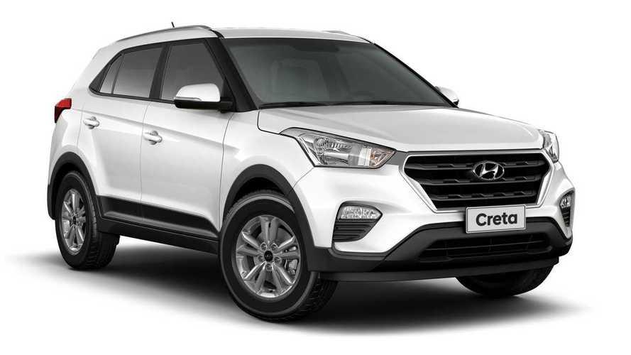 Hyundai Creta PcD volta a ser vendido com preço de R$ 69.990