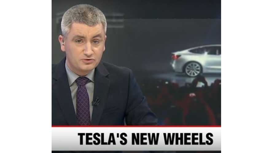 Tesla Model 3 Tire Supplier Chosen - Video
