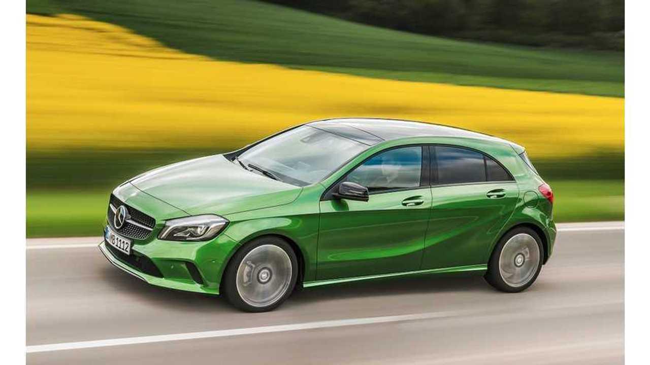 Plug-In Mercedes-Benz A-Class In Development