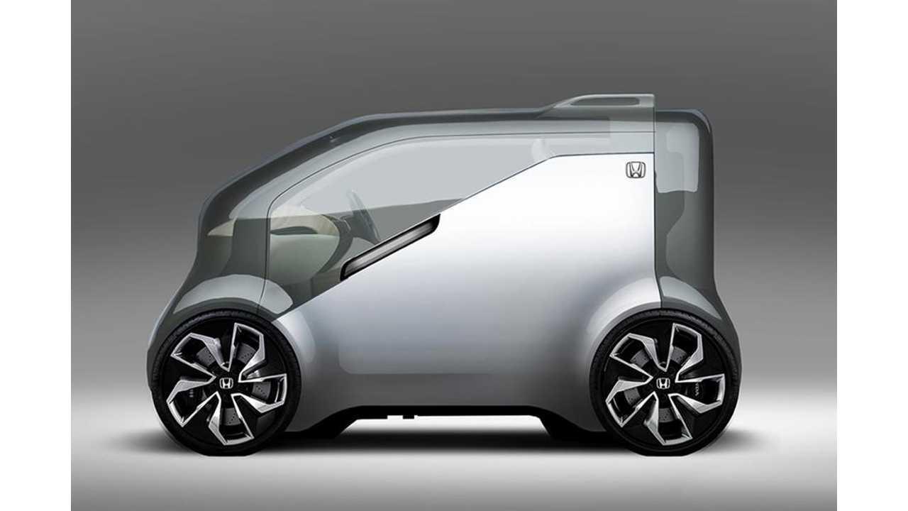 "Honda to Showcase ""Cooperative Mobility Ecosystem"" at 2017 Consumer Electronics Show"