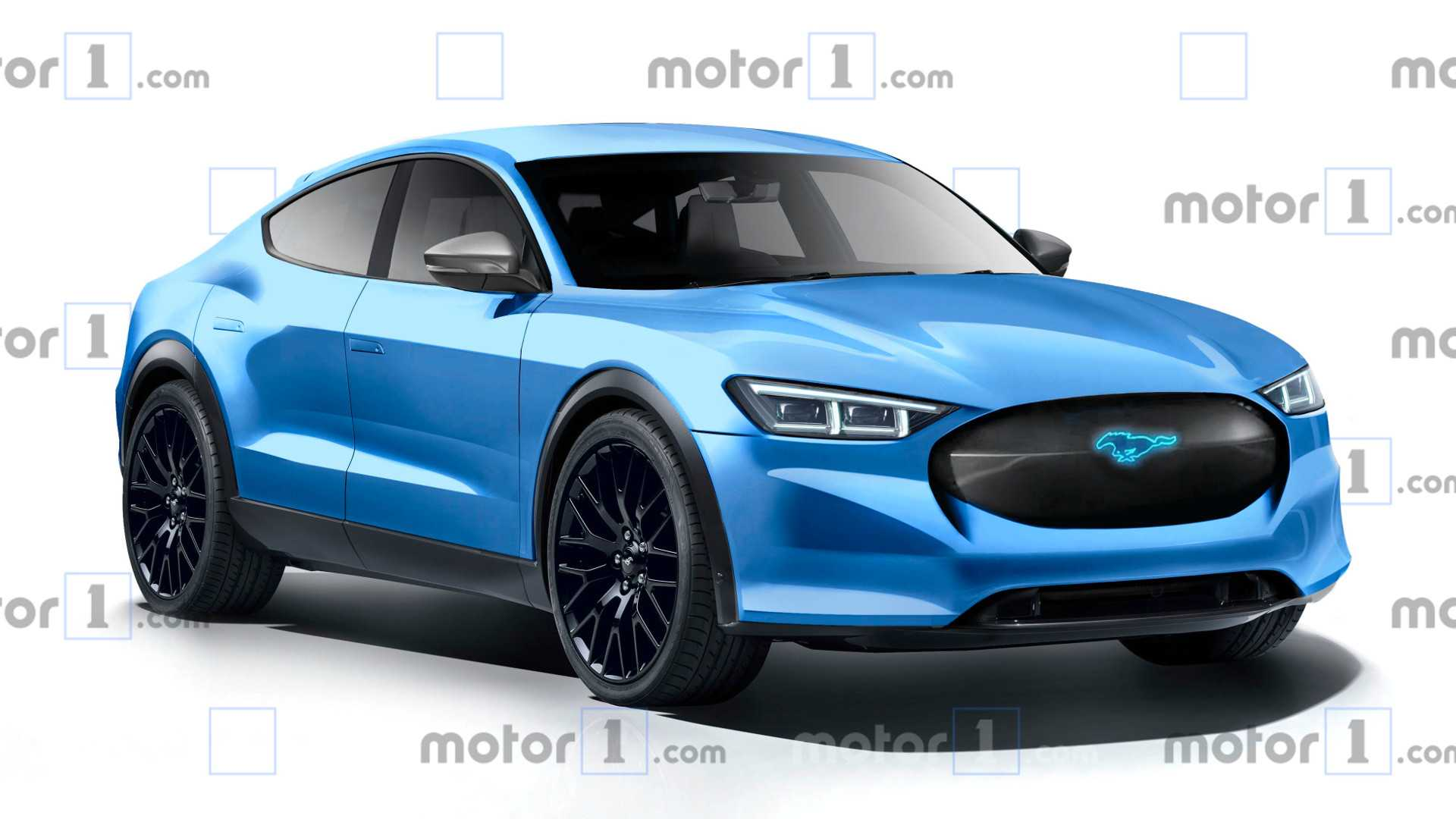 Ford Electric Car >> Ford Mustang Mach E Everything We Know