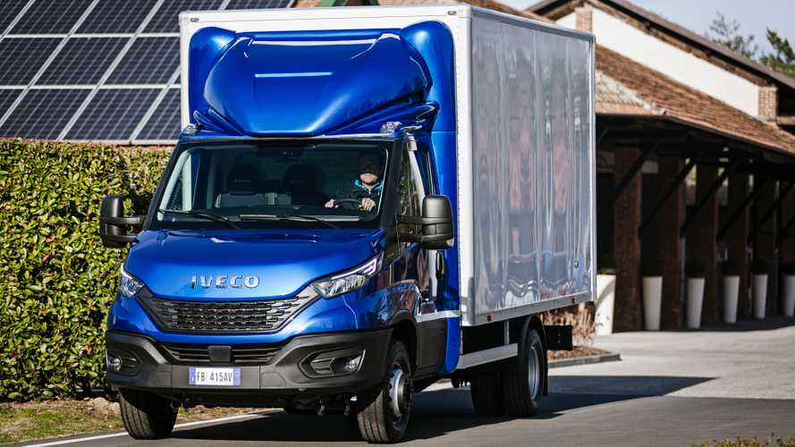 Iveco Daily Restyling 2019