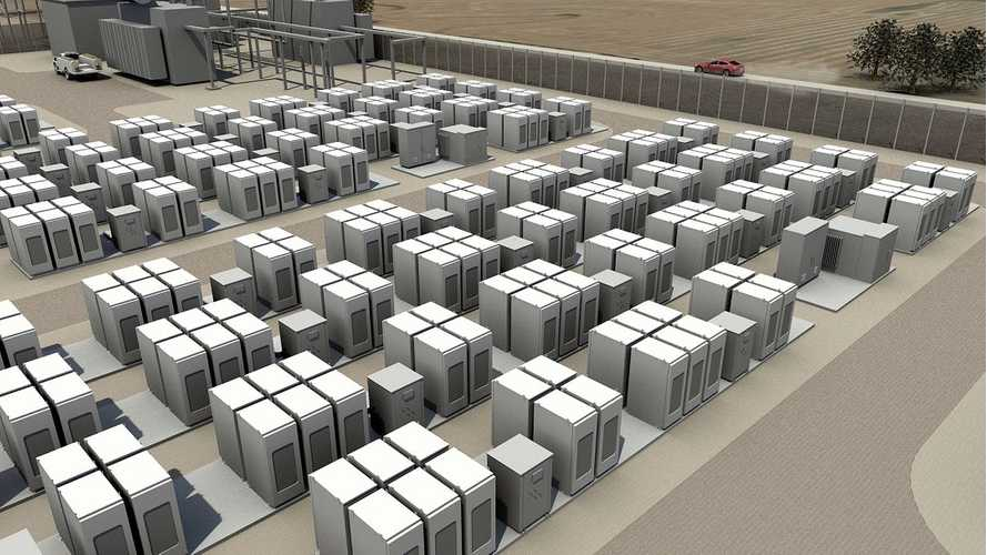 Energy Storage Inverters For Tesla Powerpack Will Be Supplied By Dynapower