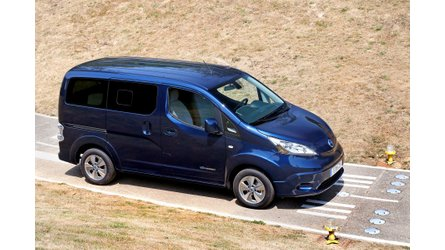 5 & 7-Seat Nissan e-NV200 Test Drive Review