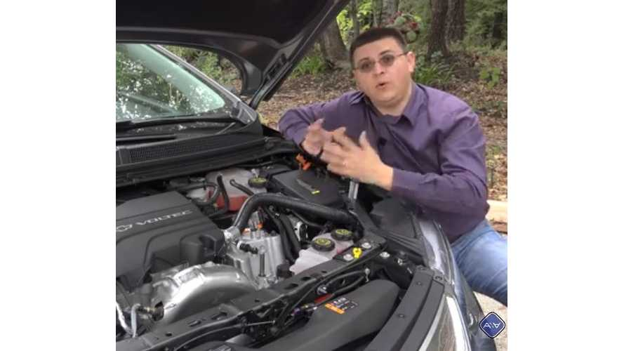 Is The New Chevrolet Volt An EV Or An Hybrid? Voltec Explained - Video
