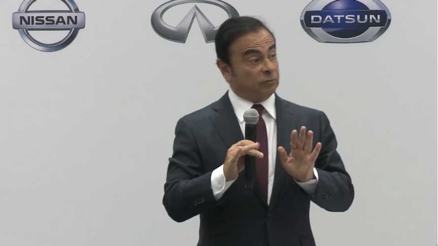 Carlos Ghosn: Fully Autonomous Cars Are Further Off Than Elon Musk Claims, Preview Of Nissan Tech