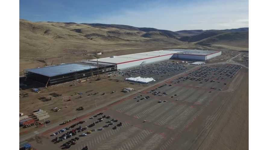 Building Permits Show Tesla Gigafactory To Expand