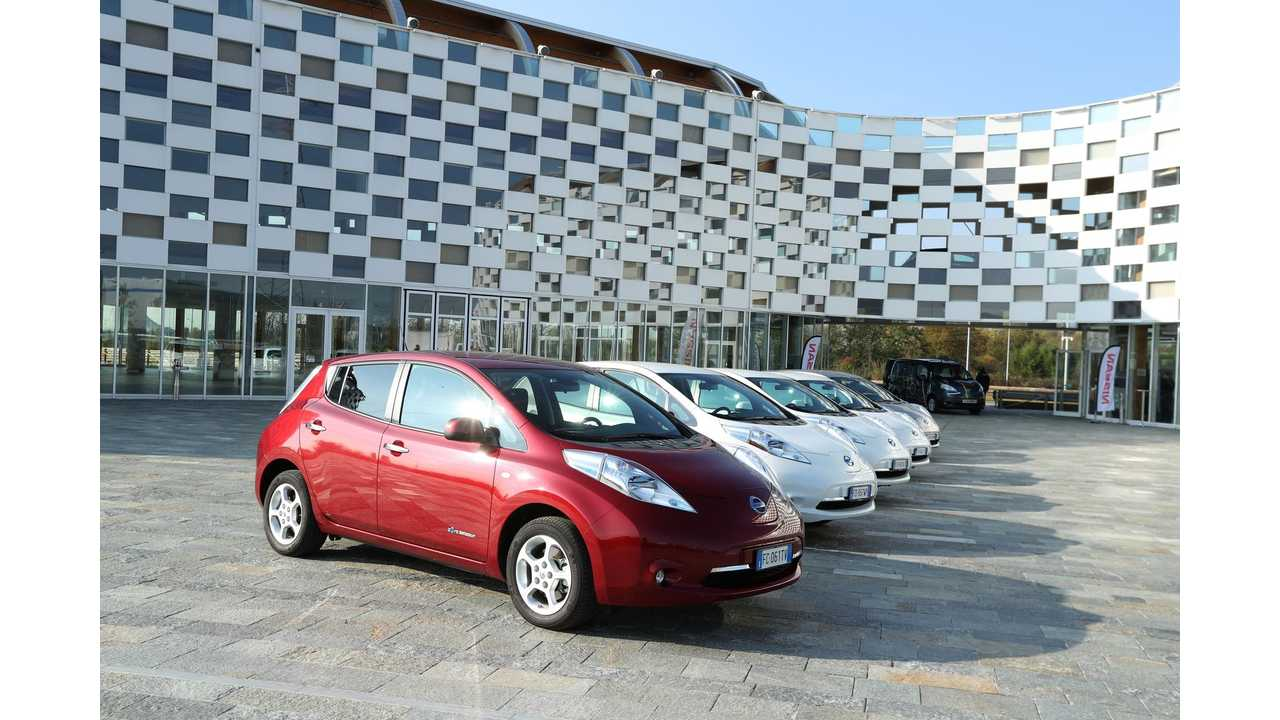 Nissan Abandons 24 kWh LEAF in Europe - Only 30 kWh Model Now Available