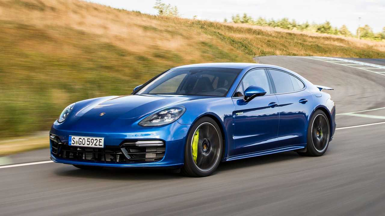 2018 Porsche Panamera Turbo S E-Hybrid Review: The Future Is Awesome
