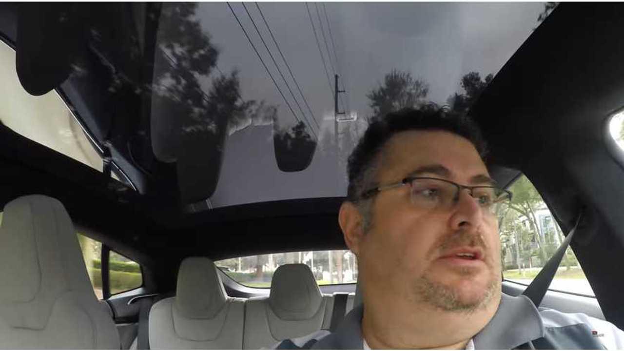Tesla API Tapped To Display Tesla & Solar Home Energy Data - Video