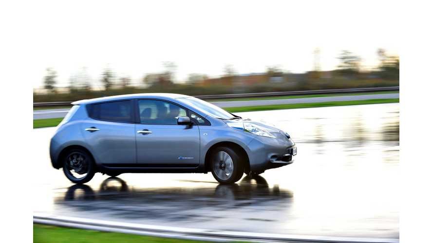$10,000 Incentive On Nissan LEAF To NIPSCO Employees & Customers