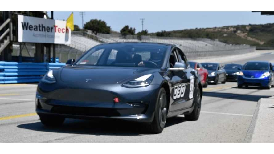 REFUEL 18 Celebrates 10 Years Of Electric Car Racing At Laguna