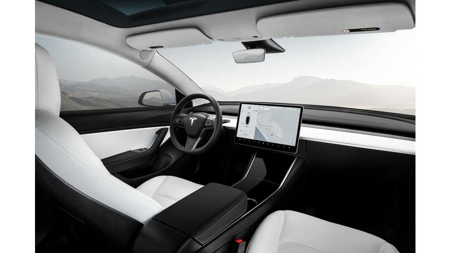 Touchscreen Hater's Guide To The Tesla Model 3