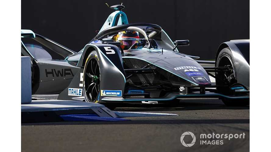 M-B Boss Contacted McLaren F1 Driver For Move To Formula E
