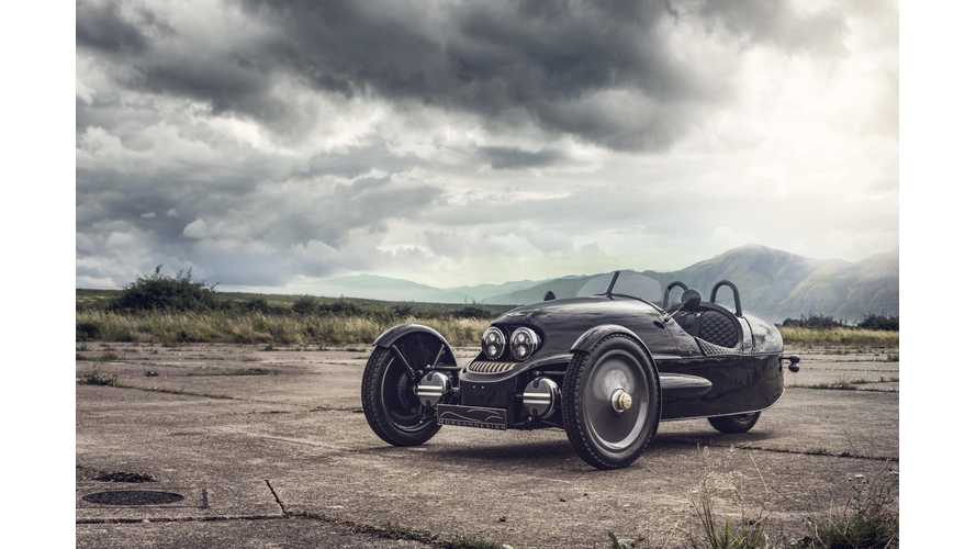 Morgan EV3 Electric Three-Wheeler Shelved