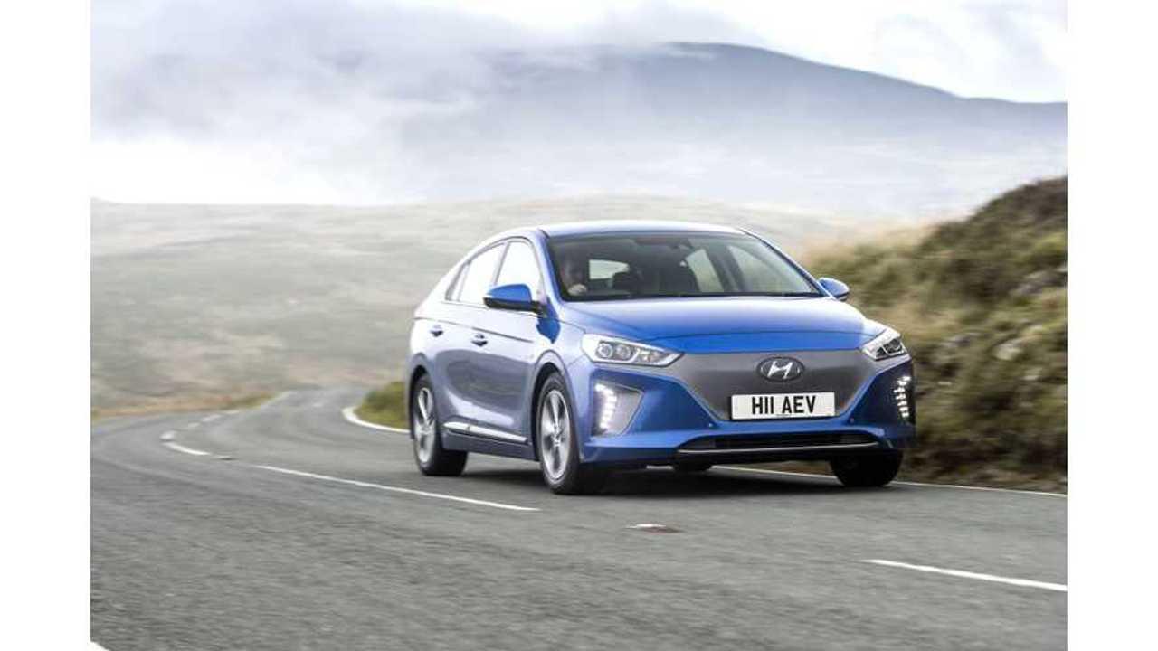 Hyundai Boosts IONIQ Electric Production By 50%