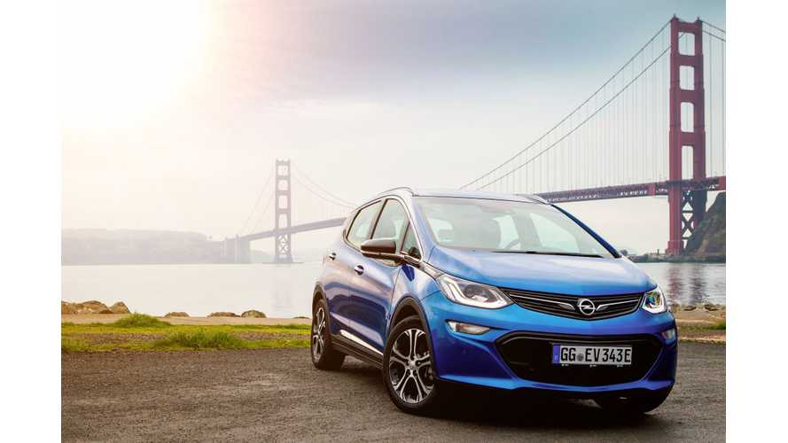 Opel Ampera-e First Drive, In The Land Of The Chevrolet Bolt EV - Video