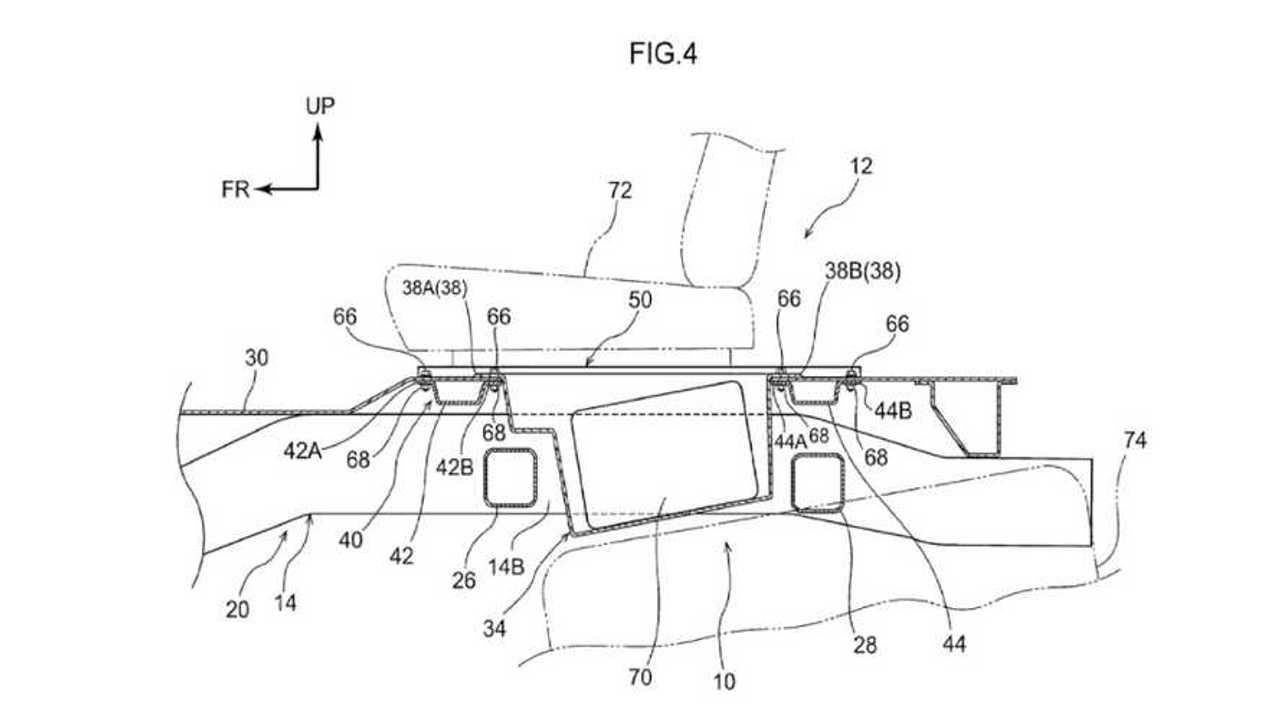 Toyota Hybrid Battery patent