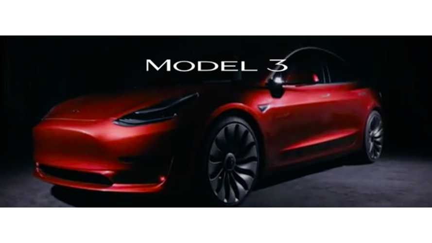 Tesla Model 3 Tracker Shows Most Popular Options State-By-State - Video