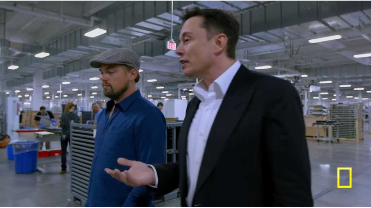 musk-dicaprio-before-the-flood-gigafactory-via-nat-geo-channel