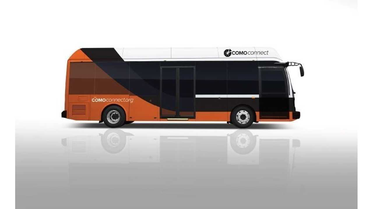 Columbia, Missouri Orders First Electric Buses