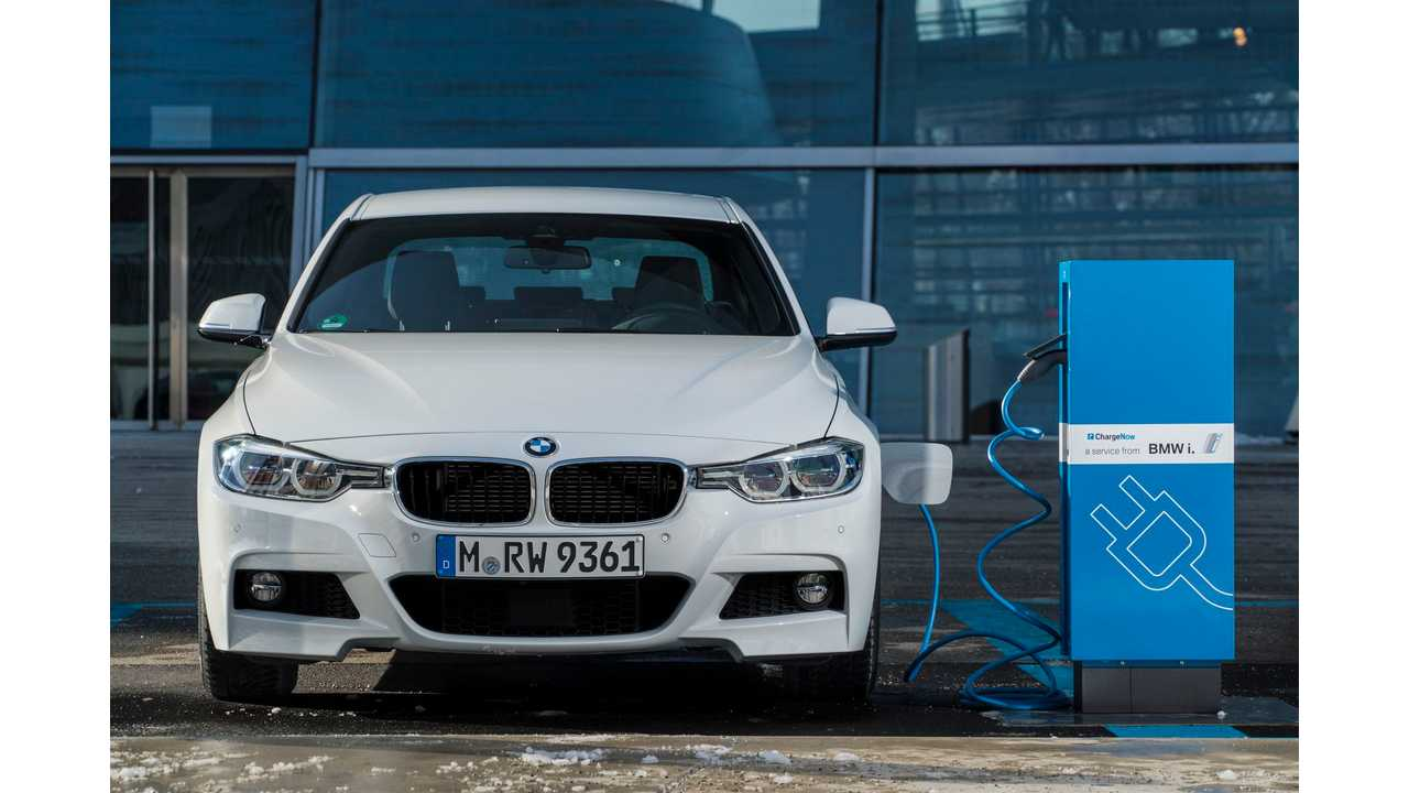 Coming This Spring To Aid Plug-In Sales In The US - The BMW 330e (<a href=