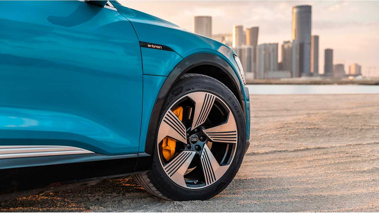 The Nitty Gritty Details On Audi's Two-Pedal EV Braking System