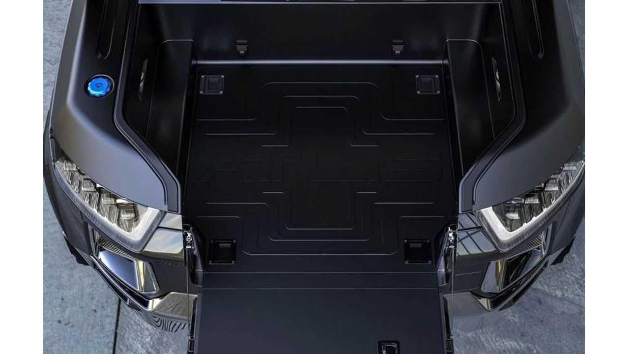 500 mile range electric car battery