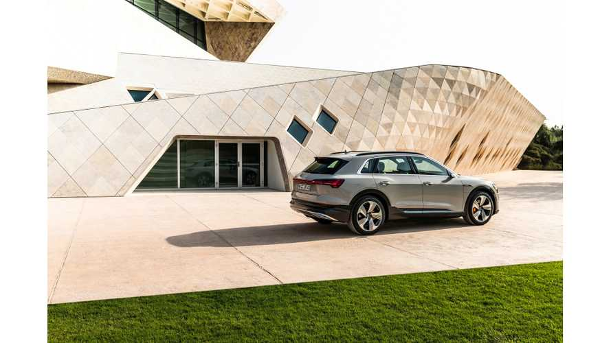 First Audi e-tron Deliveries In Germany Postponed To February?