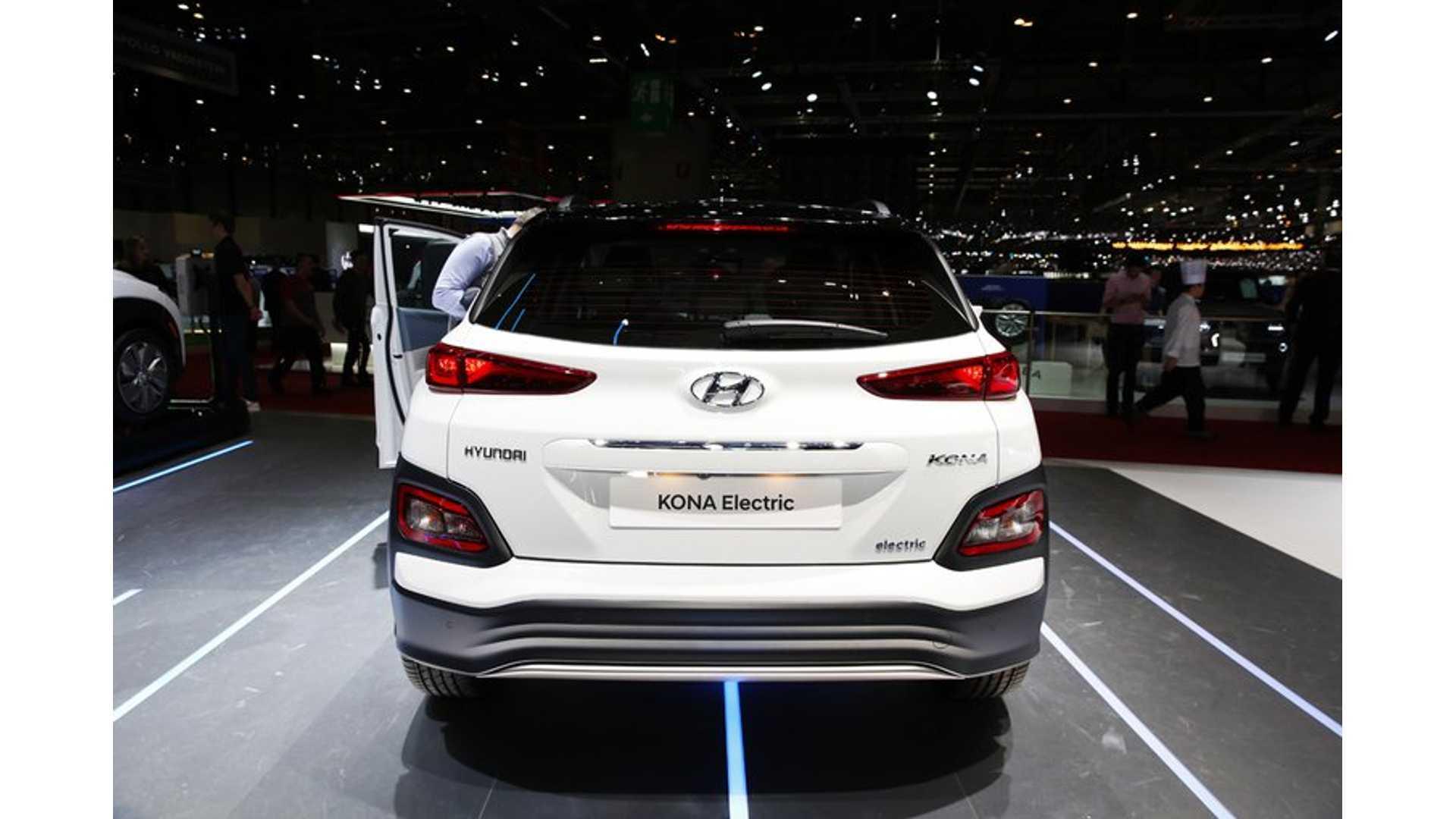 Canadian Hyundai Kona Electric Buyers Observe Delays, Poor