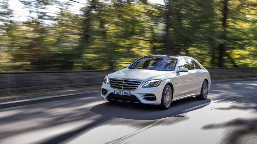 Mercedes-Benz Introduces S 560 e Plug-In Hybrid With 13.5 kWh Battery
