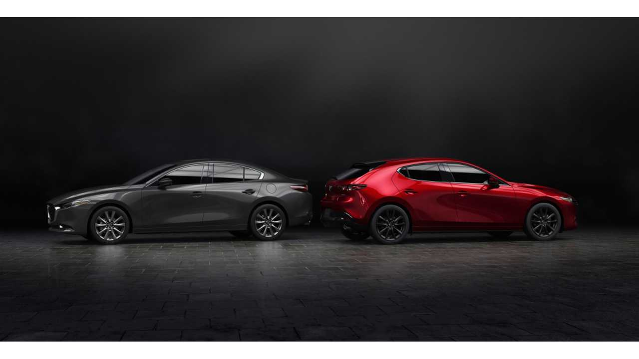 Will Mazda's First Electric Car Ride On Dedicated Platform?