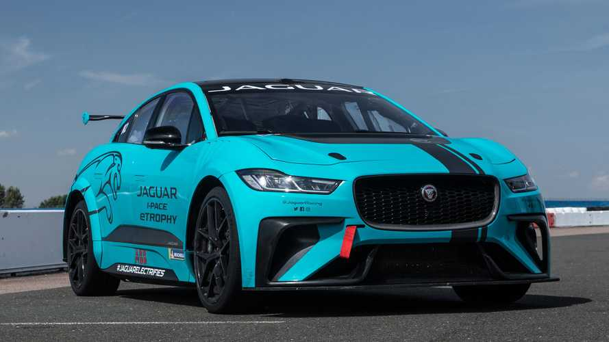 Formula E: Jaguar I-Pace E Trophy Challenge Video